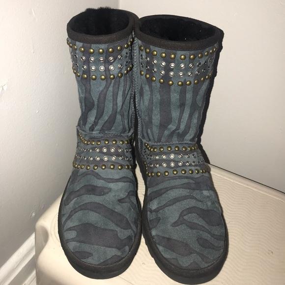 Jimmy Choo Shoes - Jimmy Choo Limited Edition UGG boots 863c3de4b